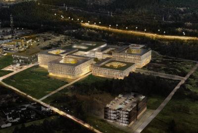 New Stavanger University Hospital