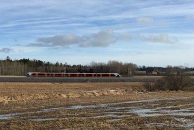 InterCity Vestfold Line, Nykirke-Barkåker