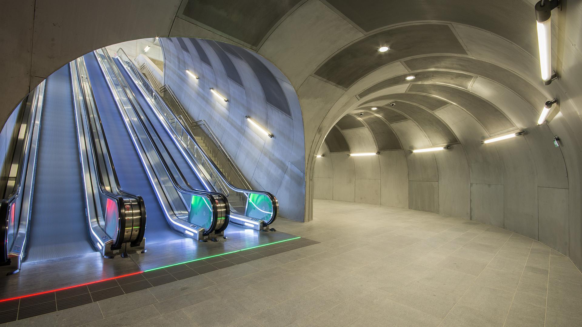 New metro lines