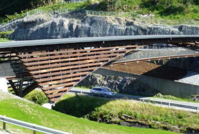 Bjørgum Bridge