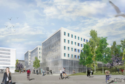 OCCI (Oslo Cancer Cluster Innovation Park)
