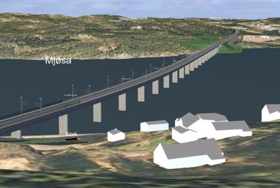 InterCity Dovre Line, Kleverud-Sørli