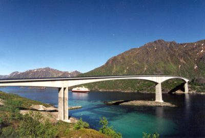 Raftsund Bridge