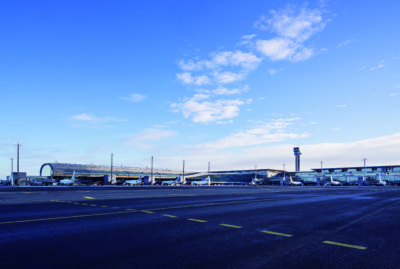 Oslo Airport Gardermoen T2 project