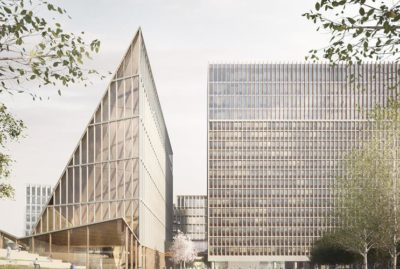 Aas-Jakobsen on board for the new Government Quarter project
