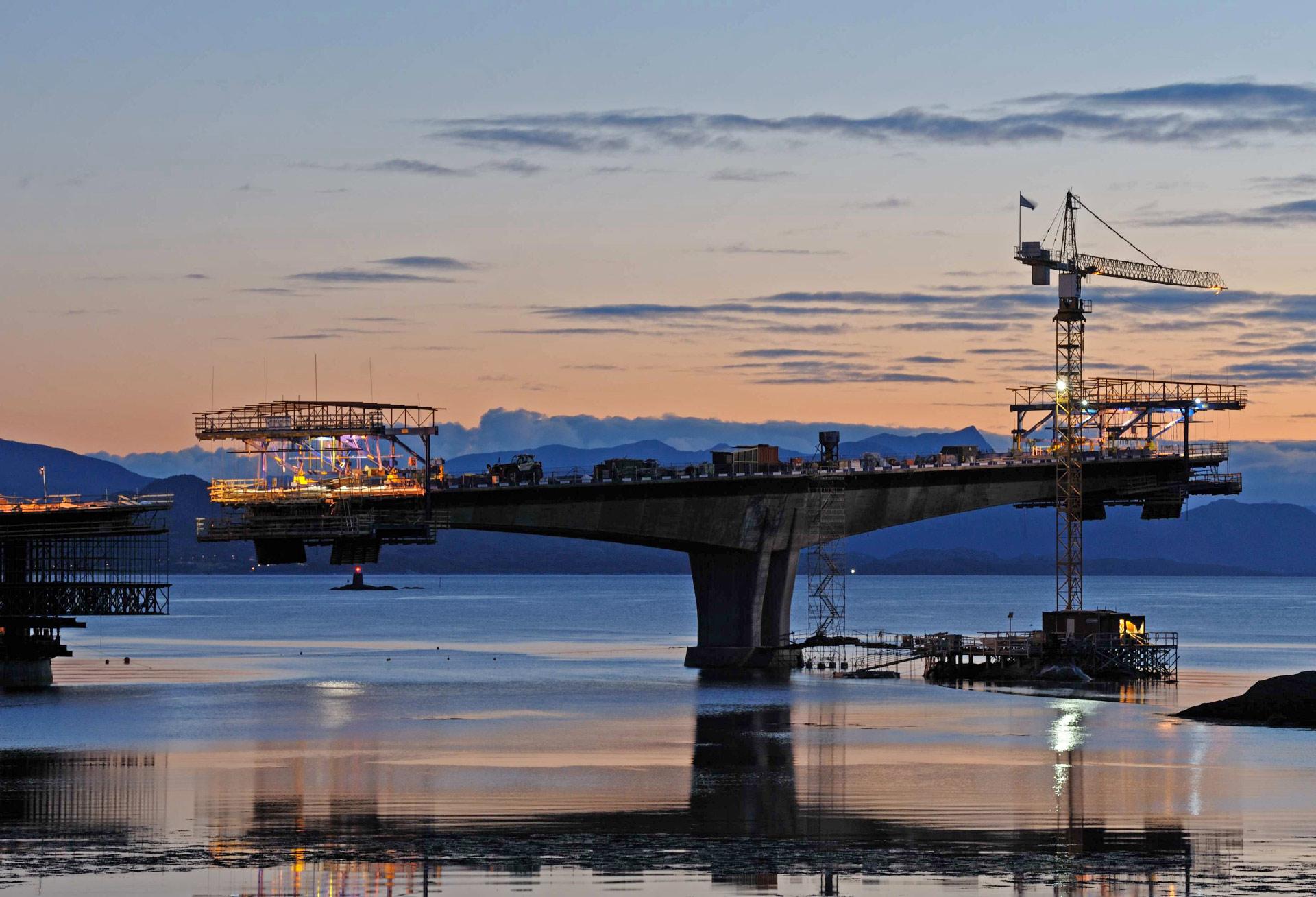 Designing new bridges