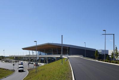 T3 new terminal Flesland